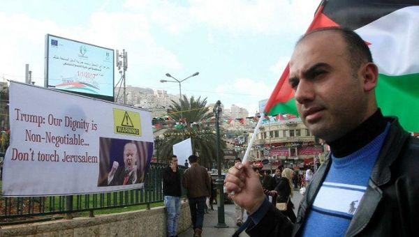 Palestine Mission Trump Washington Closing Palestinian Pro