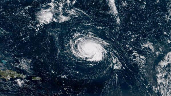 Las autoridades estadounidenses han ordenado la evacuación de algunos territorios, como el estado de Carolina del Norte, ante la proximidad del huracán Florence.