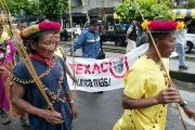 The communities affected by Chevron-Texaco's pollution vow to fight back.