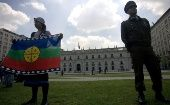 The Mapuche Indigenous group has been discriminated against in both Argentina and Chile.