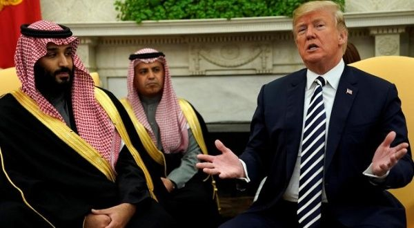 Trump Asked Saudi Arabia for $4 Billion to Fund Anti-Assad CIA Op in Syria, New Book Reveals