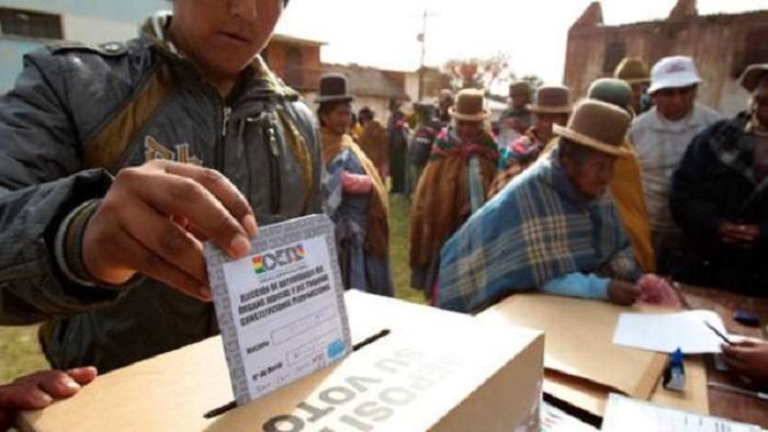 Resultado de imagen para tse  elecciones 2019 bolivia