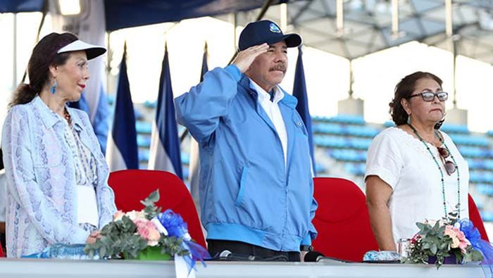 El presidente Ortega ha destacado la voluntad de los nicaragüenses contra los planes expansionistas de Washington