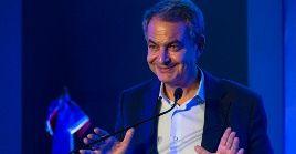 Zapatero indicó que las intervenciones militares responden a una doctrina insostenible.