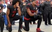 Reid (R) joined Kaepernick in filing a grievance against the NFL alleging collusion.