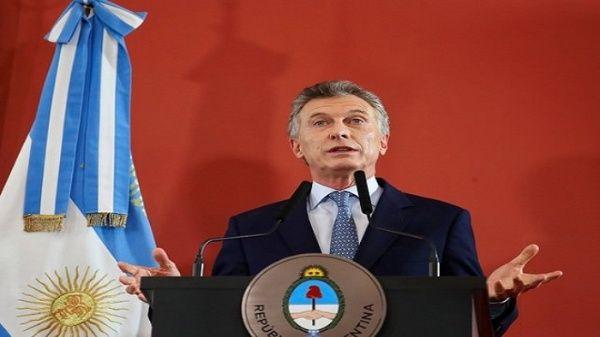 """""""No es una noticia fácil. Claro que quisiéramos que fuese distinta"""", dijo Macri."""