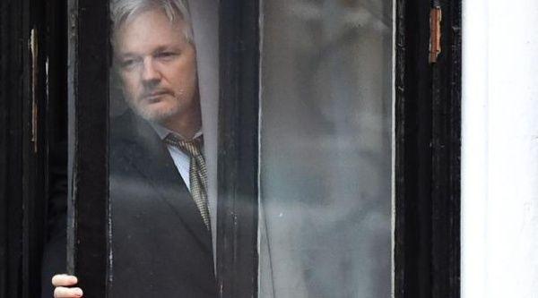 El fundador de WikiLeaks, Julian Assange, está asilado desde hace seis años en la embajada del Ecuador en Londres, capital del Reino Unido.