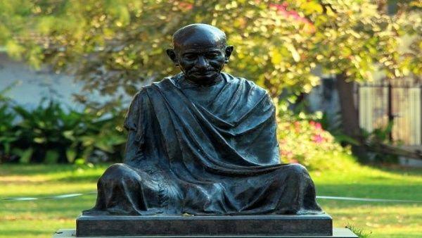 Gandhi, el defensor de la lucha pacífica y la No Violencia