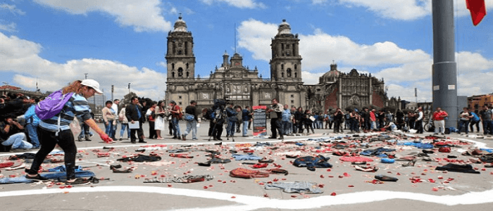 Tlatelolco Massacre: 100,000 People March for Truth, Justice