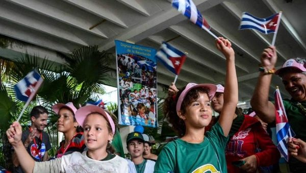 Cuban youth will camp in historical sites to commemorate the beginning of the Cuban Revolution.