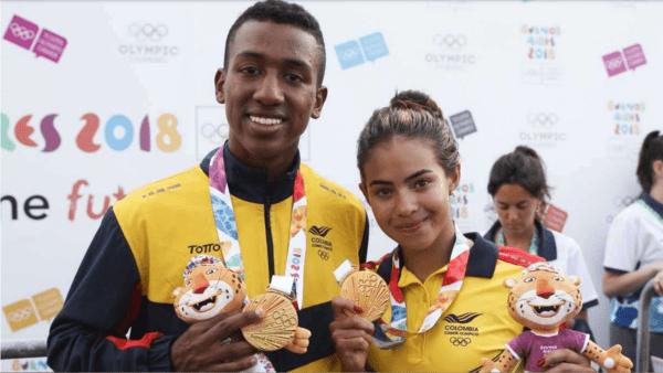 Colombia Se Alza Con Tres Medallas En Los Jj Oo De La Juventud