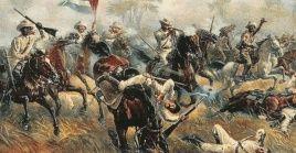 Cuba tuvo dos conflictos bélicos de carácter emancipatorio: la guerra de los Diez Años y el denominado Grito de Baire.