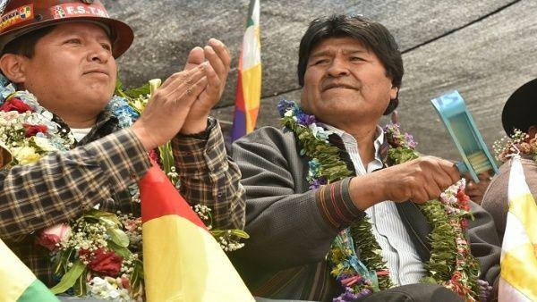 La economía de Bolivia creció un 4,61 por ciento en comparación con junio de 2017.