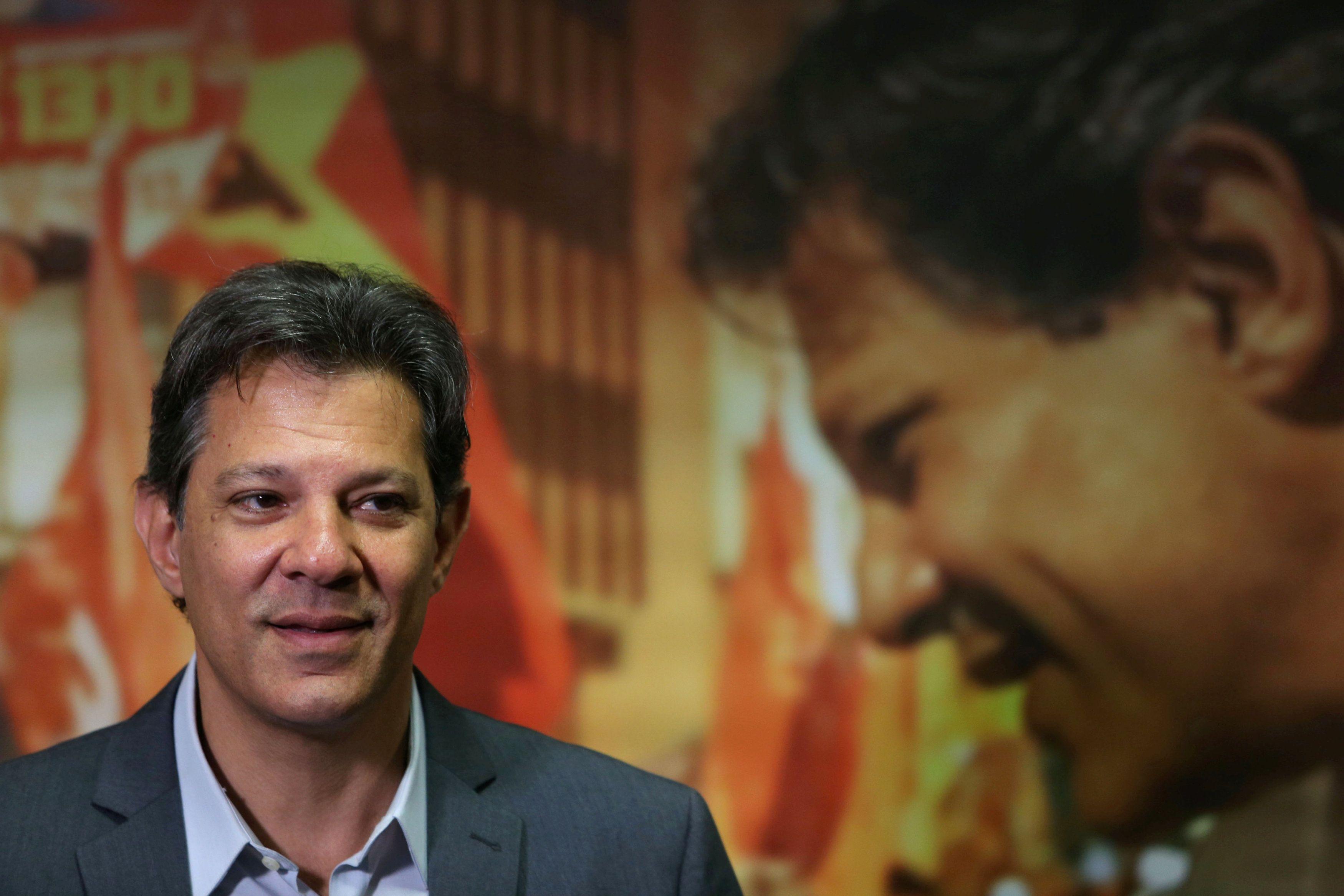 Datafolha: Un 16 % separa a Haddad de Bolsonaro en Brasil