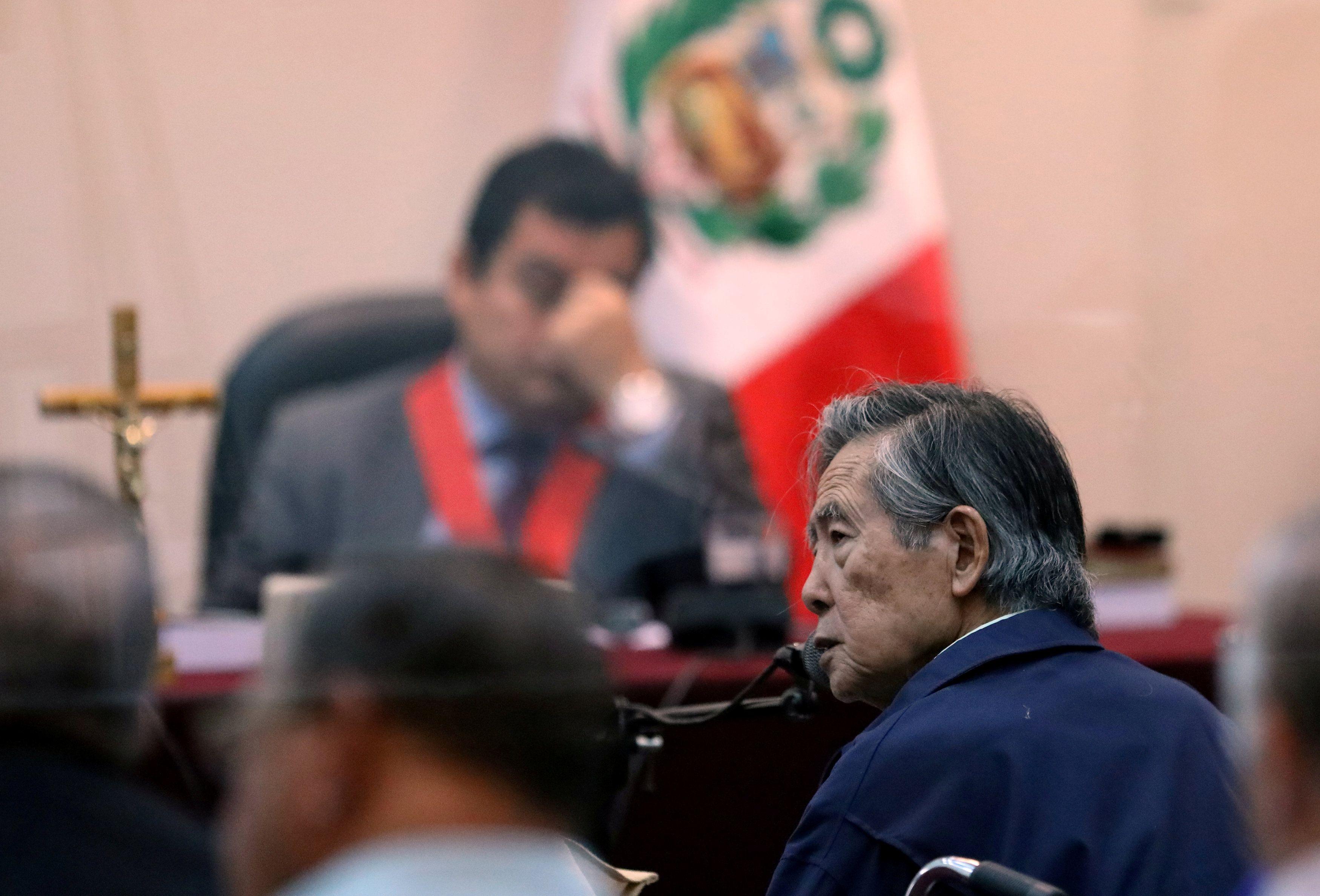 Congreso aprueba ley que podría beneficiar a Fujimori en Perú