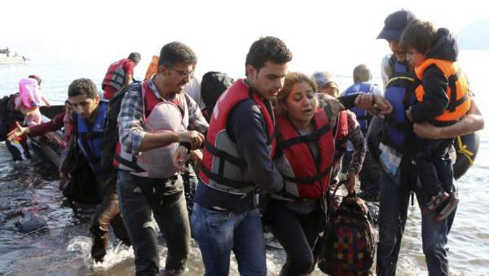 Asesinan a 3 refugiadas en frontera entre Grecia y Turquía