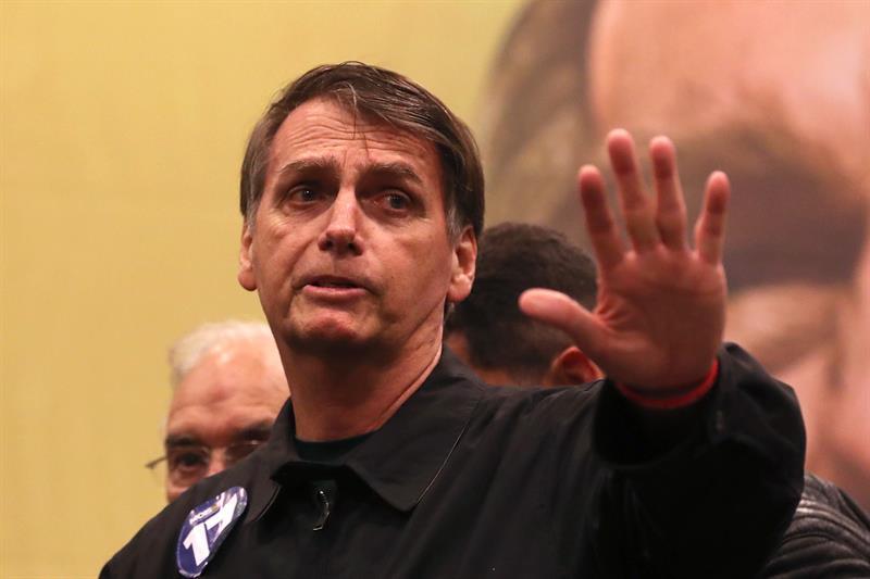Bolsonaro reitera intención de eliminar Ministerios en Brasil