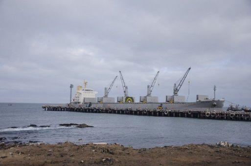 Destaca Evo Morales importancia de puerto peruano para su país