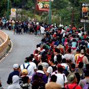 Caravana hondureña hacia los EE.UU. y el intervencionismo norteamericano