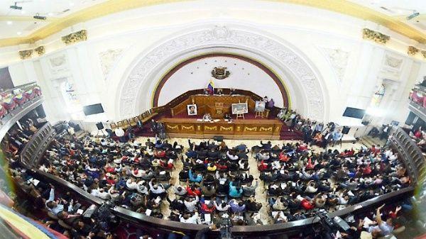 La Asamblea Nacional Constituyente (ANC) pidió a laUnión Interparlamentaria (IUP) que evalué el comportamiento de dos diputados opositores cómplices de ataques.