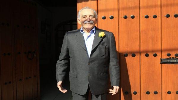 La sonrisa del popular Gabo acompañó durante décadas sus excelsas letras.