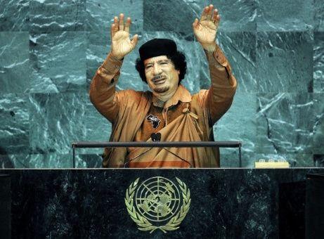 Las Frases De Gadafi En La Onu Que Catapultaron Su Asesinato