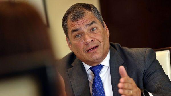 Correa, ya había denunciado tiempo atrás la presunta falta de independencia judicial en Ecuador ante la Organización de las Naciones Unidad (ONU).