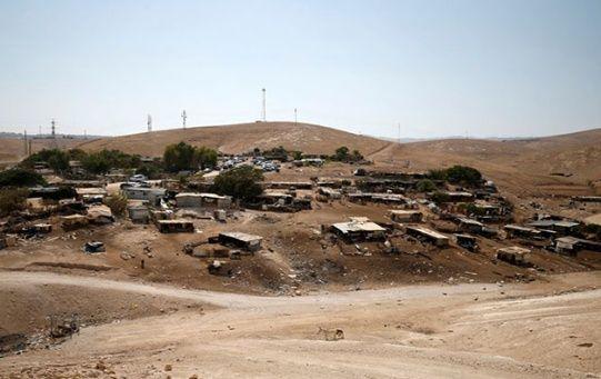 Con el paso del tiempo, las colonias israelíes se van apoderando poco a poco de las tierras palestinas.