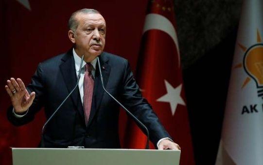 Erdogan aspira que reunión a cuatro bandas sobre Siria culmine con un acuerdo.