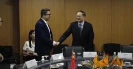 """""""Avanzamos hacia la concreción de importantes alianzas con China, con miras a la consolidación y expansiónde El Petro a nivel mundial"""", aseveró el superintendente de Criptoactivos."""