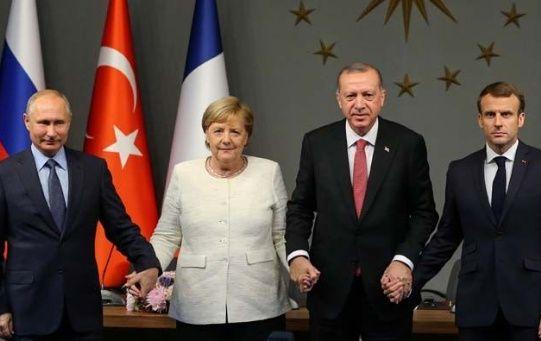 Líderes europeos señalaron que no existe otra alternativa a una solución política en Siria
