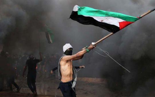 Desde el inicio de la Gran Marcha por el Retorno al menos 200 palestinos han muerto a manos de las fuerzas israelíes.
