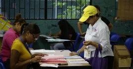 Panamá tiene programada elecciones generales para mayo de 2019.