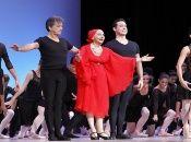 El Ballet de Alicia Alonso ha participado en Festivales interrelacionales en París, Vania y Bulgaria.