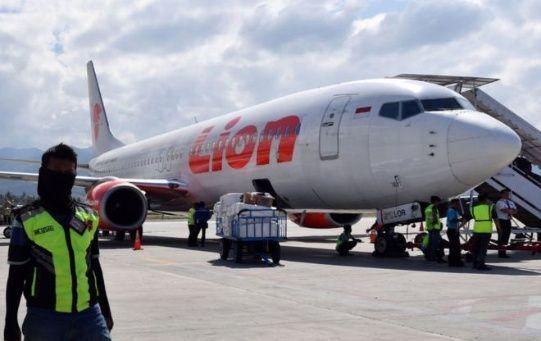 La propia aerolínea indonesia Lion Air confirmó la caída.