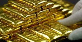 El oro que respalda las divisas mundiales conservan aún la forma de lingote por su practicidad.