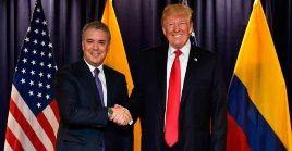 El presidente de EE.UU., DonaldTrump,arribará a Colombia, luego de culminar su participación en la Cumbre del G20 en Buenos Aires, Argentina.