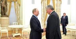 Los presidentes también intercambiarán opiniones sobre los actuales problemas regionales e internacionales.