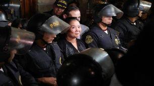 Se espera que la defensa de Fujimori presente una apelación ante el dictamen emitido por el juzgado.