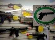 """Las """"armas son inherentes al ser humano. Está en la Biblia"""", dijo recientemente Bolsonaro."""