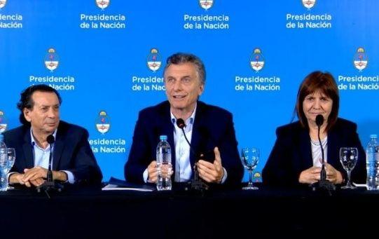 Mauricio Macri anunció que reforzará los controles migratorios en Argentina.