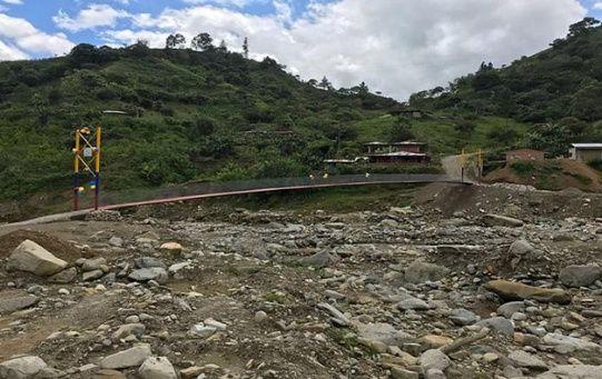 Las lluvias han ocasionado numerosos incidentes en los últimos días en la región occidental del país, especialmente en los departamentos de Cauca, Chocó entre otros.