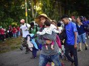En EE.UU., el mandatario guatemalteco visitará, entre otros lugares, un centro en el que se encuentran retenidosmenores de edad.