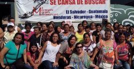 Estas madres exigen derechos humanos consecuentes.