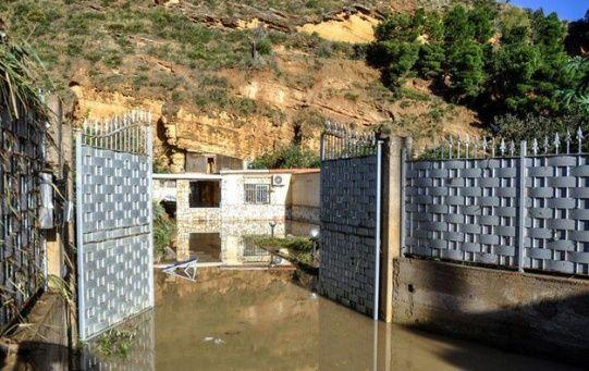 La isla italiana se ha visto afectada por el temporal que azota recientemente la nación europea.