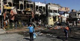 En diciembre de 2017, Irak anunció que había derrotado al grupo autodenominado Estado Islámico (EI,también conocido comoDaesh) y que lo había desalojado de los territorios que ocupaba.