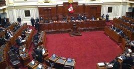 El Congreso escucho por cuatro horas la presentación final del informe sobre el caso Lava Jato.