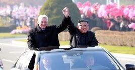 Ambos líderes conversaron sobre la relación bilateral.