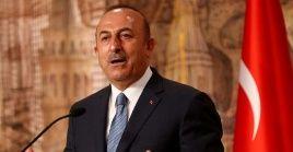 El ministro de relaciones exteriores de Turquía indicó que su país está en contra de las sanciones a Irán.