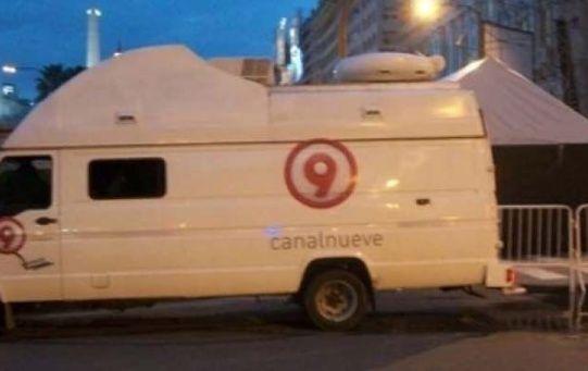 Las autoridades de Canal 9 anunciaron que no aumentaran el sueldo a los trabajadores que continúen en la televisora.